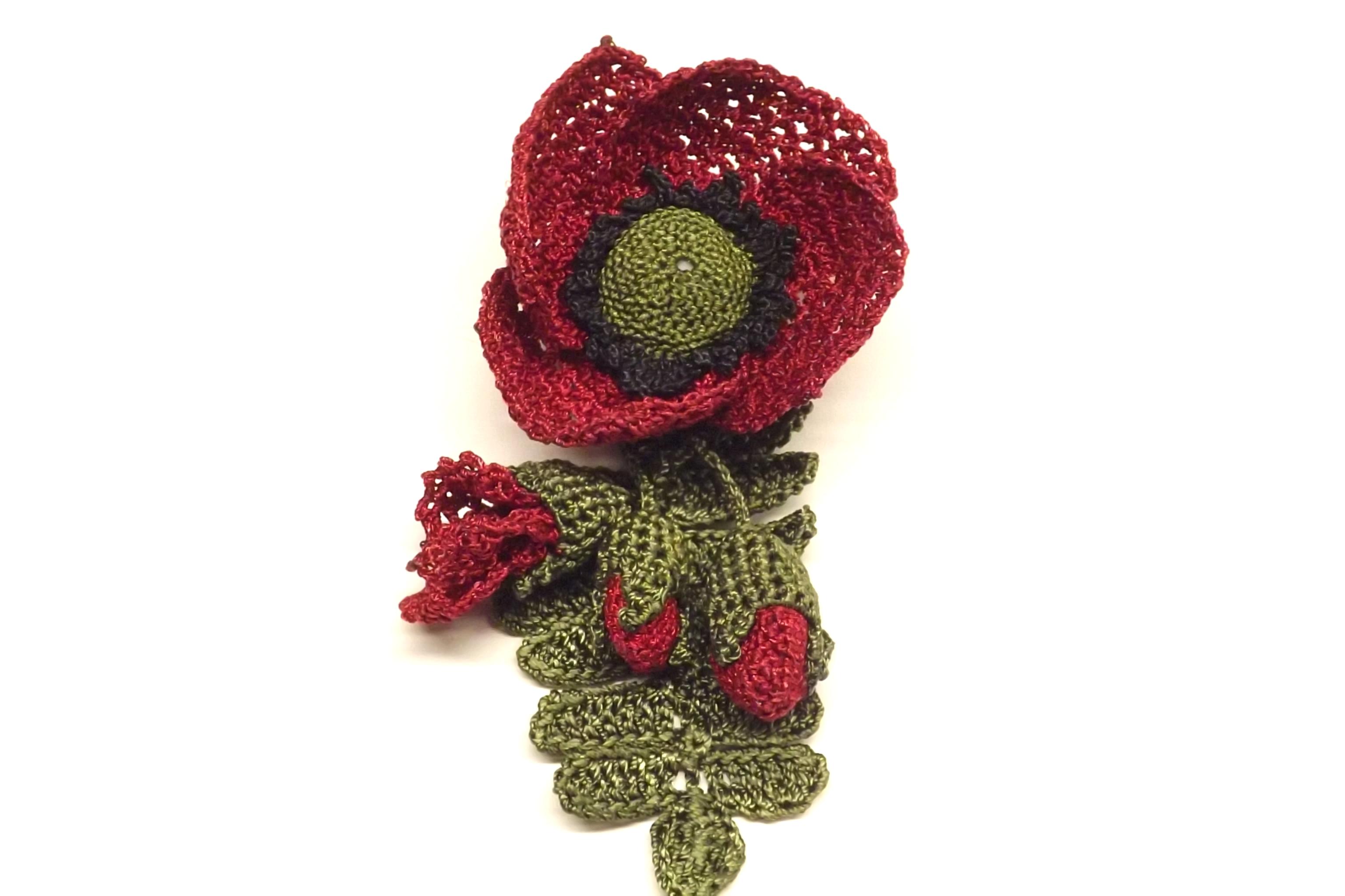 Poppy - Beverley Edmondson handmade