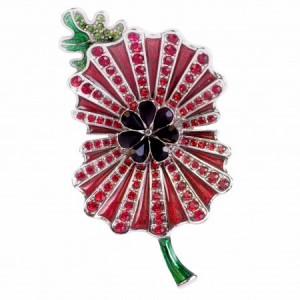 Kleshna Poppies - Beverley Edmondson handmade designs