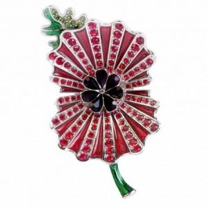 Kleshna Poppies - Beverley Edmondson handmade designs