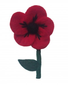 Poppy - Handmade Beverley Edmondson farnham