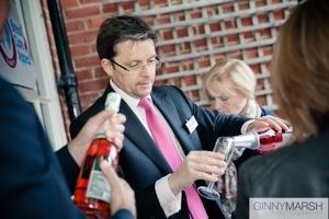 Champagne- Beverley Edmondson fashion show