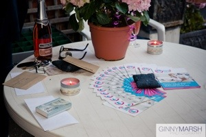 Ginny Marsh photography - Beverley Edmondson millinery
