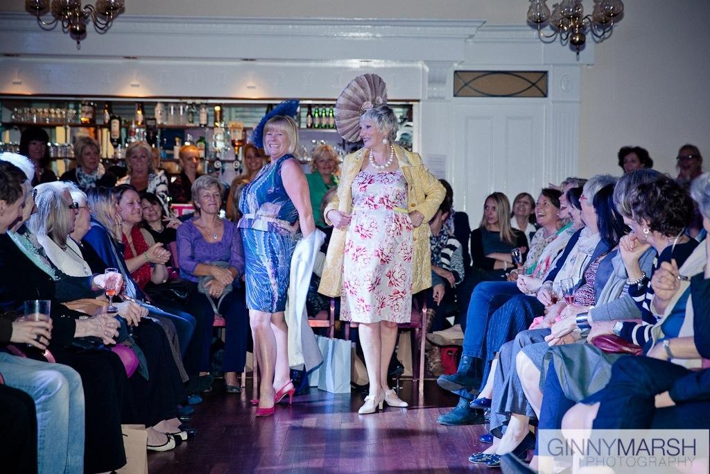 Ladies Fashion show - Beverley Edmondson fashion show