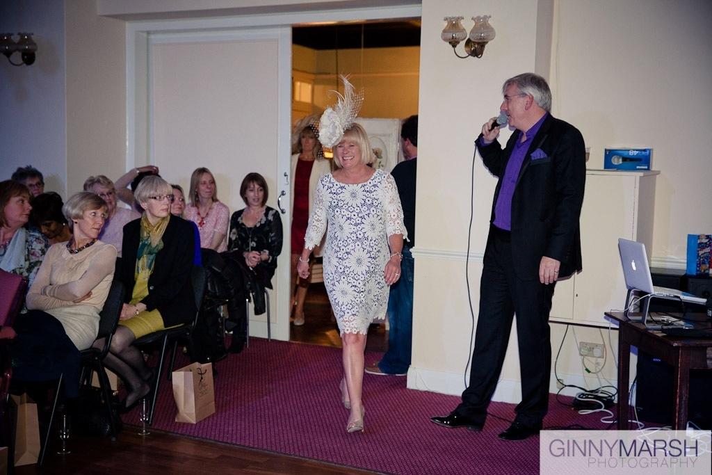 Fashion show - Beverley Edmondson fashion show