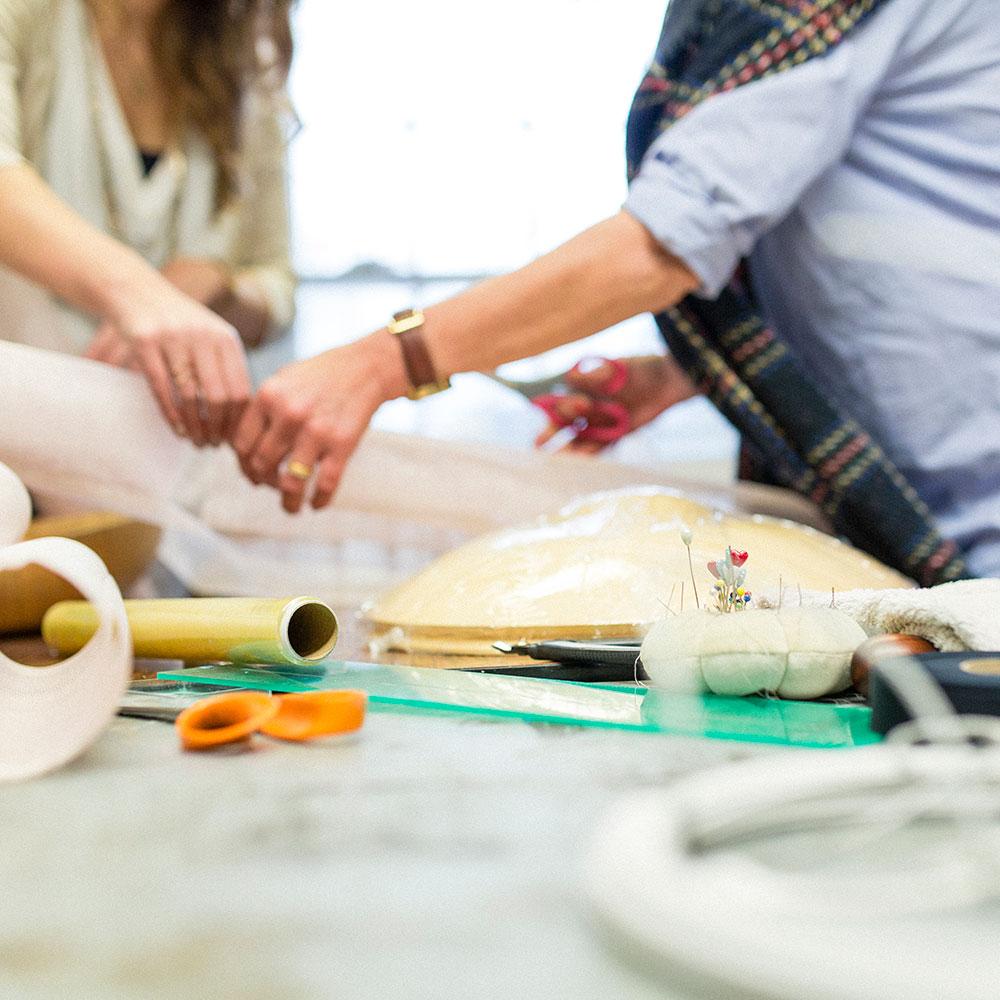 millinery workshops